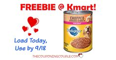 Get your FREEBIE from Kmart! Get FREE Pedigree Wet Dog Food! Get the coupon now!  Click the link below to get all of the details ► http://www.thecouponingcouple.com/free-pedigree-wet-dog-food-22-oz-kmart/ #Coupons #Couponing #CouponCommunity  Visit us at http://www.thecouponingcouple.com for more great posts!