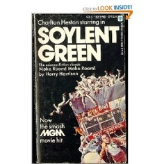 SOYLENT GREEN the book by Harry Harrison Harry Harrison, Soylent Green, Hits Movie, Brave New World, Book Nooks, Late Nights, Mornings, The Book, Cereal