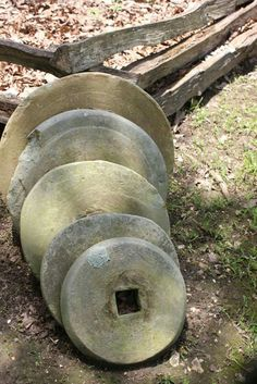 1000 Images About Millstones On Pinterest Grinding