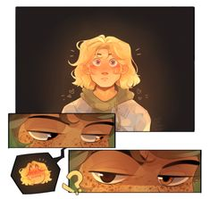 """Halfborn leaned toward me. """"There's no shame in being attracted, Magnus."""" I choked on a piece of feast beast. No, I wasn't—"""" """"Staring? Arte Percy Jackson, Percy Jackson Ships, Percy Jackson Memes, Percy Jackson Fandom, Rick Riordan Series, Rick Riordan Books, Magnus Chase Books, Alex Fierro, Oncle Rick"""