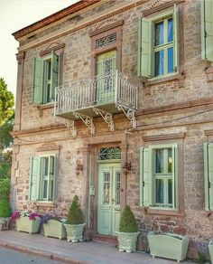 Turkey – - Your Tutorial and Ideas Turkish Architecture, Residential Architecture, Beautiful Homes, Beautiful Places, Stone Houses, Historic Homes, Cabana, Old Houses, Cottage