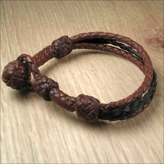 leather braiding tutorials