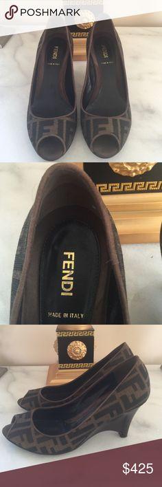 Selling this Authentic Fendi shoes on Poshmark! My username is: fashionangel1. #shopmycloset #poshmark #fashion #shopping #style #forsale #Fendi #Shoes