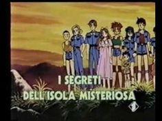 ▶ I segreti dell'isola misteriosa - YouTube