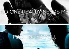 Peeta and Katniss :3