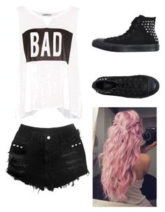 bad girl outfit :) by beth-mustoe on polyvore featuring river, Hause ideen