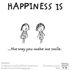 What Makes You Happy, Are You Happy, Cute Happy Quotes, Happiness Project, Joy Of Life, Cute Drawings, Make Me Smile, Affirmations, Prayers