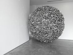 Ryan Gander, More really shiny things that don't mean anything, 2011 Ryan Gander, Lisson Gallery, Land Art, Art Day, Sculpture Art, Abstract Art, Graphic Design, Artwork, Artists