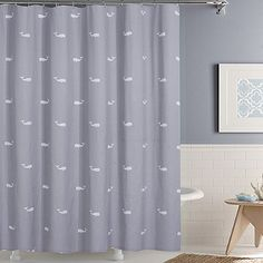 Moby Shower Curtain ($29.99)