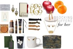 STOCKING STUFFERS #giftguide #holidays #Christmas #stockingstuffers #giftcards @nordstrom @anthropologie #anthrofavs @tartecostmetics @kendrascott