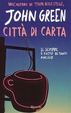 """Libro Fatato: Recensione """"Città Di Carta"""""""