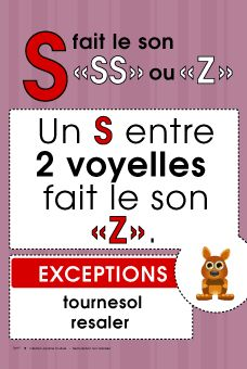 french sounds and exceptions. French Teaching Resources, Teaching French, French Language Lessons, French Lessons, How To Speak French, Learn French, Education And Literacy, Core French, French Expressions