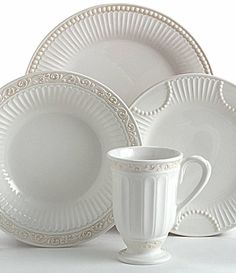 """Lenox """"Butler´s Pantry"""" Dinnerware 