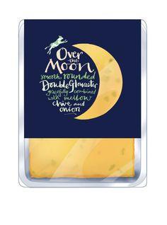 Znalezione obrazy dla zapytania yellow cheese packaging