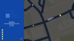 Google Maps now lets you turn any location into a game of Pac-Man