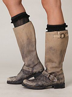 stone wash slouch boot, cute too, but spendy-ish