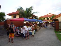 Chamorro Village Night Market, Guam