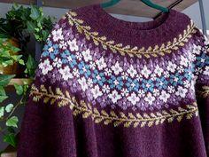 Fair Isle Knitting Patterns, Icelandic Sweaters, Yarn Shop, Vintage Sweaters, Fair Isles, Birkin, Vintage Sewing, Chic Outfits, Knit Crochet
