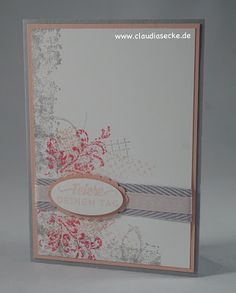 Stampin Up, Timeless Textures, Geburtstag, Karte, Birthday, Claudiasecke