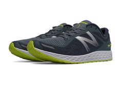 "Awarded ""Best Buy"" by Runner's World, March 2016.  Fresh Foam Zante v2  Color: Dark Grey with Hi-Lite"