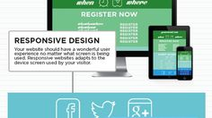 Anatomy of An Effective Event Website [Infographic] - Your guide to build an effective event website