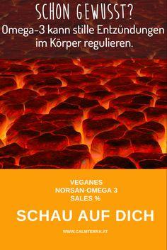 Norsan Omega 3 vegan 100 % vegan und fischfrei! ✓ Mit pflanzlichem Algenöl ✓ 1.400 mg Omega-3 (EPA & DHA) pro Tagesdosis ✓ Kein unangenehmes Aufstoßen ✓ Schadstoffarme und umweltschonende Kultivierung  Omega 3, Seaweed, Knowledge, Health, Nice Asses