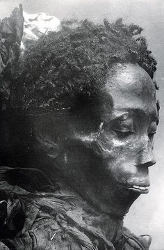 Maiherperi was an Ancient Egyptian noble of Nubian origin buried in the Valley of the Kings, in tomb KV36. He probably lived during the rule of Thutmose IV, and received the honour of a burial in the Valley of the Kings, the royal necropolis.