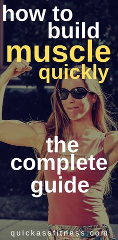 Learn how to build muscle fast in our comprehensive guide designed for both men and women. Improve your strength training, workout routines and weightloss! strength training How to gain muscle quickly: The comprehensive guide Gain Muscle Women, Gain Muscle Fast, Muscle Building Women, Muscle Building Workouts, Workout To Gain Muscle, Muscle Training, Strength Training Women, Strength Training Workouts, How To Get Muscles