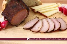 Smoking Meat, Sausage, Pork, Food And Drink, Beef, Home, Burgers, Canning, Pork Roulade