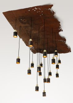 Scartissue » Rusty Chandilier Cans