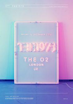 "the1975music: "" // O 2 L O N D O N - 16 D E C E M B E R – T I C K E T P R E S A L E N O W // the1975.com/live L O V E """
