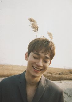 "Chen (첸) - ""april, and a flower"" Teaser Imagine Chanyeol, Exo Chen, Kyungsoo, Kai, Exo Ot12, Chanbaek, Kim Jong Dae, Exo Album, Kim Minseok"