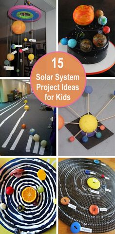 15 Solar System Project Ideas For Kids. system projects for kids Solar System Science Project, Solar System Projects For Kids, Solar System Activities, Solar System Crafts, Space Activities, Science Experiments Kids, Science For Kids, Science Projects, Science Art