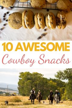 Collection of great snacks for ranch works, farming, take to the field or branding pen. From a ranch wife Cowboy Snacks, Ranch Life, Food For A Crowd, Farming, Life Is Good, Harvest, Fat, Branding, Meals