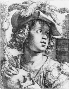 by Hendrick Goltzius World Famous Artists, Vintage Drawing, Old Master, Art School, Old Things, Statue, Drawings, Artwork, Baroque