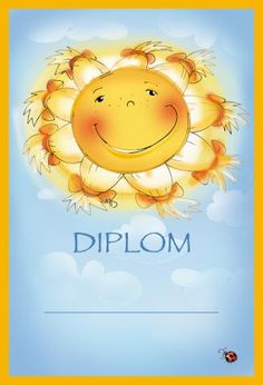 diplom pre deti - Google Search Outdoor Activities For Kids, Basket Weaving, Kindergarten, Preschool, Jar, Rainbow, Google Search, Image, Day Planners