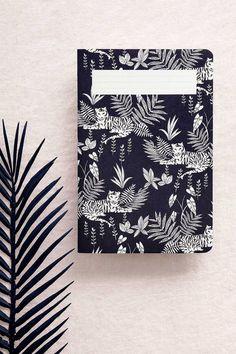 """1 exclusive Season Paper X Des Petits Hauts """"Jungle"""" notebook - 1 carnet """"Jungle"""" exclusif Season Paper X Des Petits Hauts"""