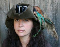 Pirate Booty Bicorn Hat