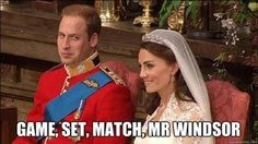 I ordinarily don't pin these obnoxious memes about my royals but this one is just too cute.