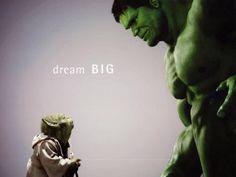 Hulk/Yoda