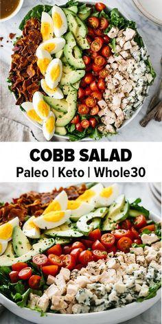 Best Salad Recipes, Chicken Salad Recipes, Diet Recipes, Tuna Recipes, Dinner Salad Recipes, Pizza Recipes, Salads For Dinner, Super Food Recipes, Smoothie Recipes
