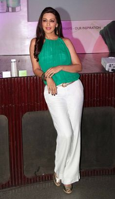 Sonali Bendre - Bollywood Actress in Casual Dresses