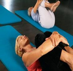 Core Exercises for Seniors gentle way to start core stregthening