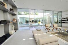 The Olsens set up a home for The Row - Vogue Australia