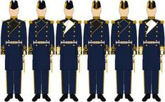 German Imperial Navy Uniforms Ceremonial, Parade and Gala frock coat for officers. Marine Officers' Parade, Gala and Ceremonial Frock Marine Officer, Austria, Navy Uniforms, Frock Coat, Austro Hungarian, Royal Navy, Frocks, Army, Military