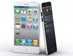 """iPhone 5 - """"The Next iPhone"""" Especulaciones?... O por fin una realidad esperada??? Sea como fuere, ganas de adquirir nueva tecnología y hacer un poco mas grande la marca Apple y la cuenta bancaria de sus directivos."""
