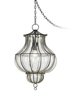 Swag Lamps That Plug In Centinela Lantern 12 Wide Gl Chandelier Lighting Pinterest Chandeliers Bedrooms And