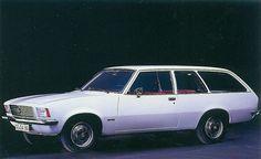 Opel Reckord Caravan