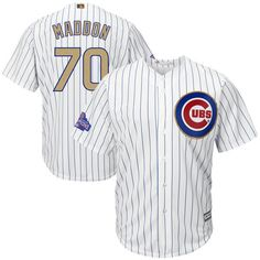 038abbc1906 Men s Chicago Cubs Andre Dawson Retired White World Series Champions Gold  Stitched MLB Majestic 2017 Cool Base Jersey