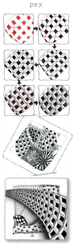 Dex Zentangle
